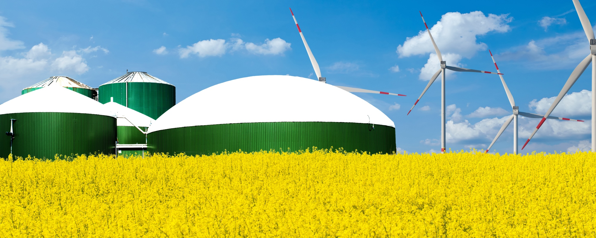 For Bio-Gas & Environmental
